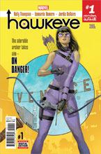 Image: Hawkeye #1  [2016] - Marvel Comics