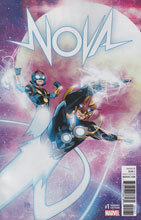 Image: Nova #1 (Ferry variant cover - 00131)  [2016] - Marvel Comics