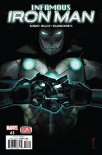 Image: Infamous Iron Man #3 - Marvel Comics