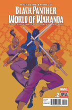 Image: Black Panther: World of Wakanda #2 - Marvel Comics