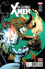 Image: All-New X-Men #16 - Marvel Comics