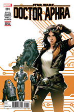 Image: Doctor Aphra #1  [2016] - Marvel Comics
