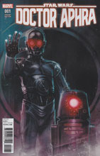 Image: Doctor Aphra #1 (Reis Droids variant cover - 00131) - Marvel Comics
