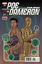 Image: Poe Dameron #9 - Marvel Comics