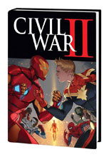 Image: Civil War II HC  - Marvel Comics