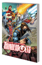 Image: Thunderbolts Vol. 01: There Is No High Road SC  - Marvel Comics