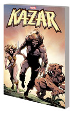 Image: Ka-Zar: Savage Dawn SC  - Marvel Comics