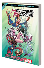 Image: Heroes of Power: The Women of Marvel - All-New Marvel Treasury Edition SC  - Marvel Comics
