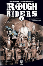 Image: Rough Riders Vol. 01: Give Them Hell SC  - Aftershock Comics