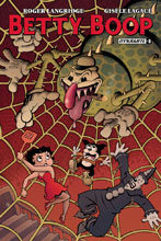 Image: Betty Boop #3 (cover A - Langridge)  [2016] - Dynamite