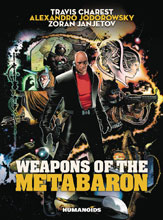 Image: Weapons of the Metabaron HC  (new edition) - Humanoids Inc