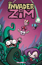 Image: Invader Zim Vol. 03 SC  - Oni Press Inc.