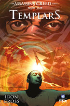 Image: Assassin's Creed: Templars Vol. 02: Cross of War SC  - Titan Comics