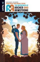 Image: A&A: Adventures of Archer & Armstrong Vol. 02 - Romance and Road Trips SC  - Valiant Entertainment LLC