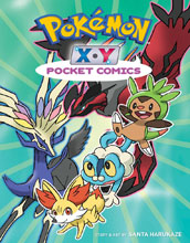 Image: Pokemon XY Pocket Comics PB  - Viz Media LLC