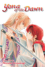 Image: Yona of the Dawn Vol. 03 GN  - Viz Media LLC