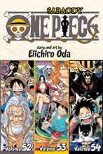 Image: One Piece 3-in-1 Vol. 18 SC  - Viz Media LLC