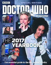 Image: Doctor Who Magazine Special Edition: The 2017 Yearbook #45 - Panini Publishing Ltd