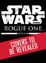 Image: Star Wars Insider #170 (Previews exclusive cover) - Titan Comics