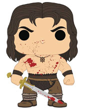 Image: POP! Movies Vinyl Figure 381: Conan the Barbarian  (Previews Exclusive) - Funko