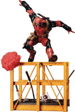 Image: Marvel Now Artfx Statue: Super Deadpool  - Koto Inc.