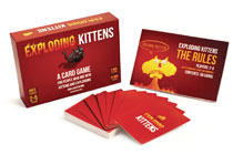 Image: Exploding Kittens Card Game  - Alliance Games Distributors