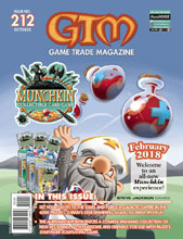 Image: Game Trade Magazine #214 - Diamond Publications