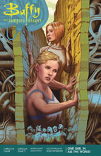 Image: Buffy the Vampire Slayer Season 11 Vol. 02: One Girl in All the World SC  - Dark Horse Comics