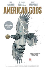 Image: American Gods Vol. 01: Shadows HC  - Dark Horse Comics