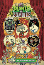 Image: Plants vs. Zombies: The Greatest Show Unearthed HC  - Dark Horse Comics