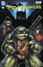 Image: Batman / Teenage Mutant Ninja Turtles II #1 (Eastman variant cover)  [2017] - DC Comics/IDW