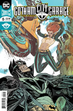 Image: Gotham City Garage #5 - DC Comics