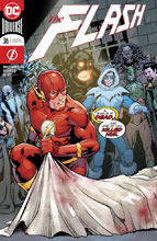 Image: Flash #36 - DC Comics