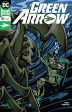 Image: Green Arrow #35 (variant cover - Mike Grell) - DC Comics