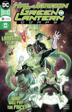 Image: Hal Jordan & the Green Lantern Corps #34 - DC Comics