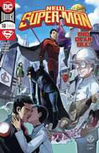 Image: New Super Man #18 - DC Comics