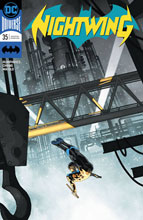 Image: Nightwing #35 (Putri variant cover) - DC Comics