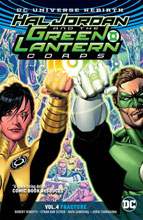 Image: Hal Jordan and the Green Lantern Corps Vol. 04: Fracture SC  - DC Comics