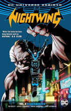 Image: Nightwing Vol. 04: Blockbuster  (Rebirth) SC - DC Comics