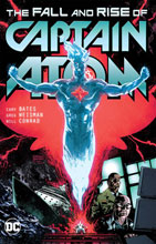 Image: Captain Atom: The Fall and Rise of Captain Atom SC  - DC Comics