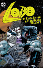 Image: Lobo by Keith Giffen & Alan Grant Vol. 01 SC  - DC Comics