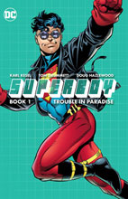 Image: Superboy Vol. 01: Trouble in Paradise SC  - DC Comics