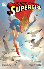 Image: Supergirl Vol. 04: Daughter of New Krypton SC  - DC Comics