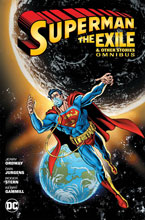 Image: Superman: The Exile and Other Stories Omnibus HC  - DC Comics