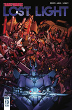 Image: Transformers: Lost Light #13 (cover A - Lawrence) - IDW Publishing