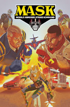 Image: M.A.S.K.: Mobile Armored Strike Kommand Vol. 02: Rise of V.E.N.O.M. SC  - IDW Publishing
