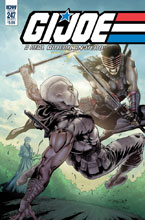 Image: G.I. Joe: A Real American Hero #247 (cover A - Diaz) - IDW Publishing