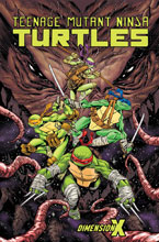 Image: Teenage Mutant Ninja Turtles: Dimension X SC  - IDW Publishing