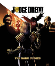 Image: Judge Dredd Classics: The Dark Judges SC  - IDW Publishing