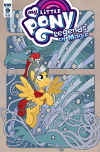 Image: My Little Pony: Legends of Magic #9 (cover A - Fleecs) - IDW Publishing